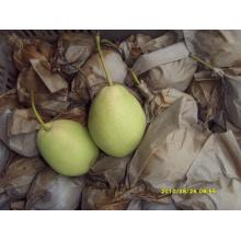 Crip e pera verde doce