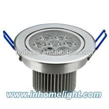 Projecteur de plafond extérieur lampes led 7W haute puissance