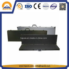 Carrying Lockable Rifle Gun Case with Foam Hg-1507