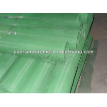 Rastreio de janela de plástico de alta qualidade