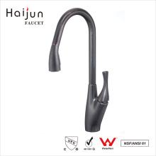 Haijun 2017 China Fábrica directa de un solo agujero de cocina grifo del fregadero de la cocina
