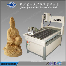 6090 cnc router wood/woodworking cnc router with rotary axis
