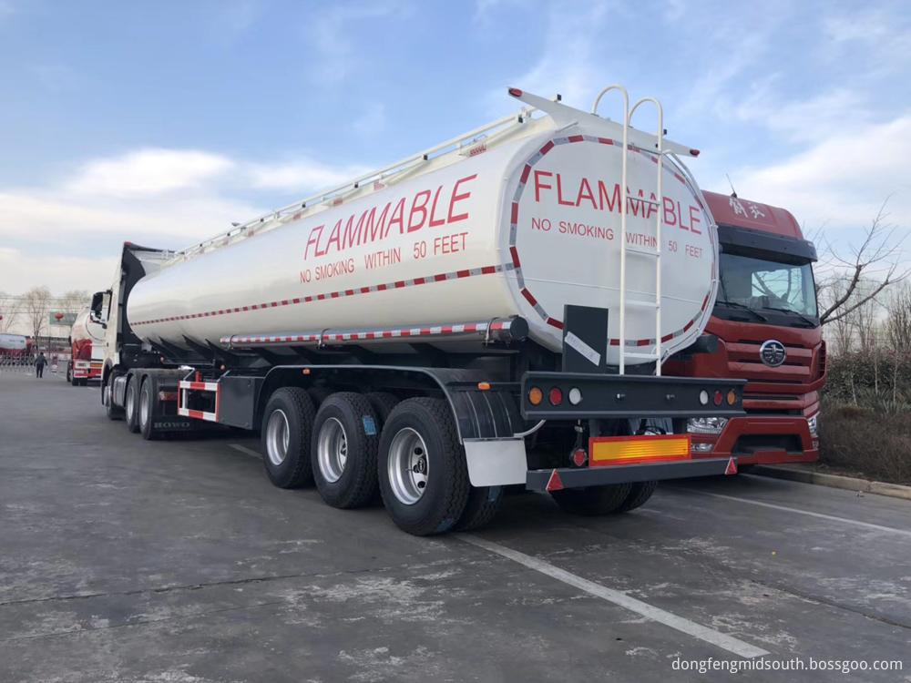 Fuel Tanker Truck 1
