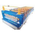 Machine à formage de rouleaux de carreaux à double niveau (840 + 900)