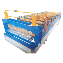 2015 on Promotion! Double Layer Cold Roll Forming Machine