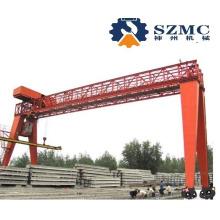 Double Girder Lifting Machine Use Bridges and Roads
