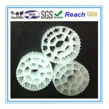 Meios do número um Mbbr / Fab bio / meios de filtro gotejando bio / meios de filtro bio de flutuação