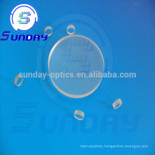 0.5in diameter Sapphire Uncoated Optical Windows Optical Glass