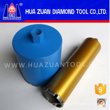Newest Diamond Core Drill Bits with Diamond Tips for Glass Granite Marble