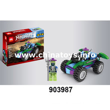 Bloque de construcción de Ninjago del juguete plástico educativo de alta calidad (903987)