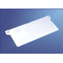 Vertical Ciegos Componentes, peso inferior (F-118)