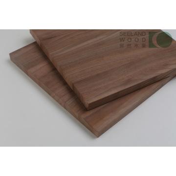 Walnut Solid Panel for Exportation