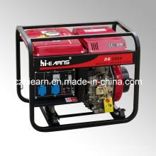 Ensemble de générateur diesel à cadre ouvert 2.8kw (DG3000)