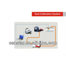Providing total solution for petrol station/Tank Calibration System