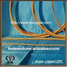 Câble en cuivre recuit