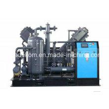 Piston Screw Air Compressor System for Pet (KSP55/45-40)