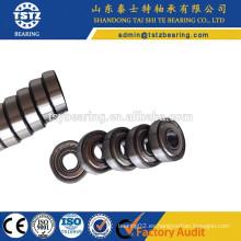 Rodamiento de bolas de acero inoxidable de alta velocidad 8x14x4