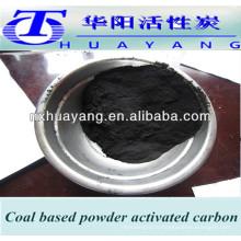 charbon activé par poudre de charbon msds / charbon charbon en poudre pour la décoloration