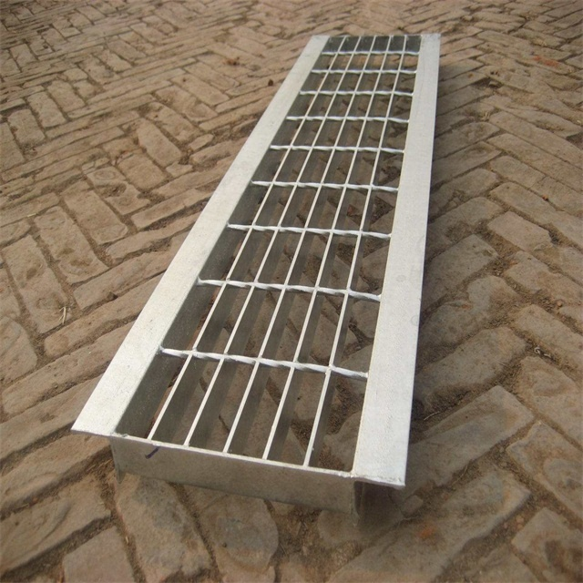 Steel Driveway Drainage Trench Drain Cover Grates