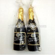 Vente chaude Champagne Bouteille Party Popper Mariage Streamer Décoration