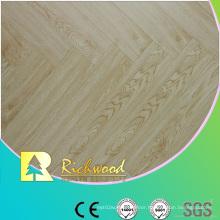 Commercial 8.3mm AC3 Embossed Oak V-Grooved Laminate Floor
