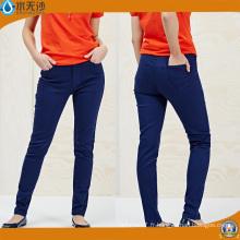 OEM Jeans Jeans Femmes Jeans Jeans Bleu Legging Jeans
