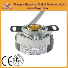 KN40 Sackloch 6mm Encoder 24V DC Motor Drehgeber Preis Distance Sensor Position 3600 Puls
