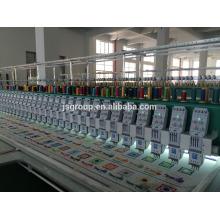 Máquina de bordar do computador de JS Preço 12 cabeças de India à venda