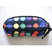 Full Color Pritning Neoprene Glasses Case