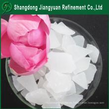 China Fábrica Venta caliente Tratamiento de aguas residuales Químicos 17% Sulfato de aluminio