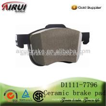 D1111-7796 car disc brake pad