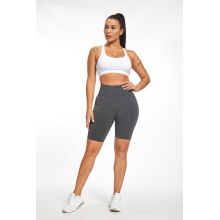 Legging de yoga court sans coutures Pulse