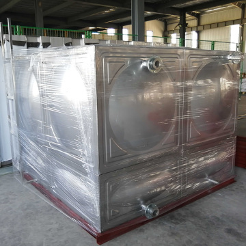 304 SS Food Grade for Drinking Water Water Storage Tank Factory Price