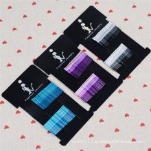 Meninas moda 32 peças cartão embalado grampos de ponta de bola (je1029)