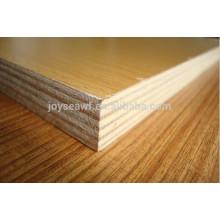 Меламиновая облицовка hpl фанерный цвет древесины (орех берёзовый дуб венге)