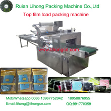 Gzb-450A High Speed Pillow-Type Woman Wallet Packing Machine
