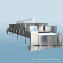 Machine de séchage des aliments Shanghai Nasan