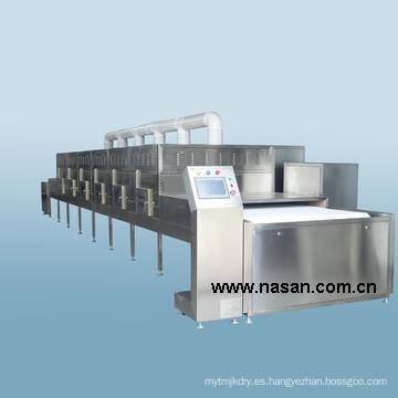 Proveedor Nasan Máquina de secado de pescado
