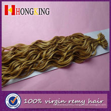 100% Remy Hair Micro Link Hair Extension in Fashion