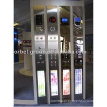 Panel de operación Hall de ascensor