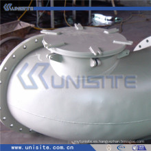 Tubo de alta presión de la draga del acero (USC-4-004)