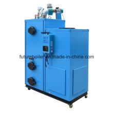 100kg / H Generador de Vapor de Pellets de Madera