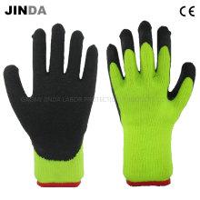 Защитные рабочие перчатки с защитой от латексных покрытий Terry Shell (LS702)