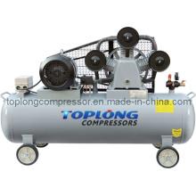 Piston Reciprocating Belt Driven Air Compressor Air Pump (W-1.0/8)