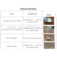 fence fittings fencing parts