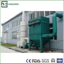 Side-Spraying Plus Bag-House Dust Collector-Eaf Air Flow Treatment