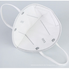 6-lagige KN95-Masken Anti-PM2.5-Aktivkohlefilter-Schutzmaske zum Schutz vor Keimen