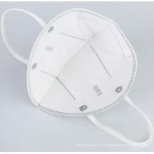 6-слойная маска KN95 Anti PM2.5 Фильтр с активированным углем Защитная дышащая маска для защиты от микробов