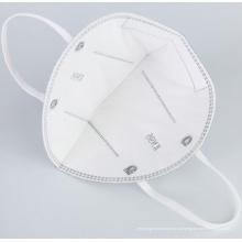 6-Layer KN95 Masks Anti PM2.5 Filtro de carvão ativado Máscara respirável de proteção para proteção de germes