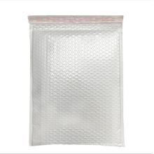 Laminated  Pearlized BOPP  film apparel bubble bag mail bag thicken envelope bag